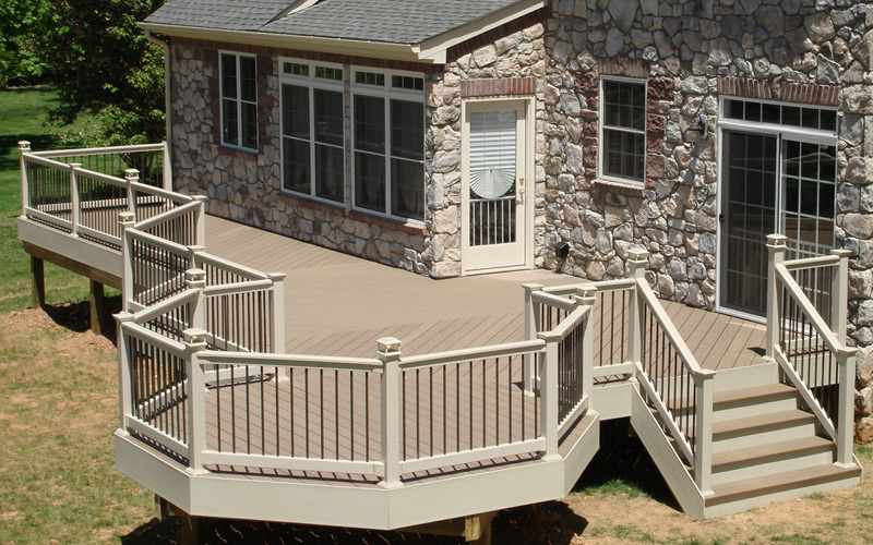 Railings Amp Accessories Richmond Va Atlantic Fence Supply
